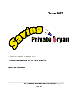 Saving Private Bryan_final_report